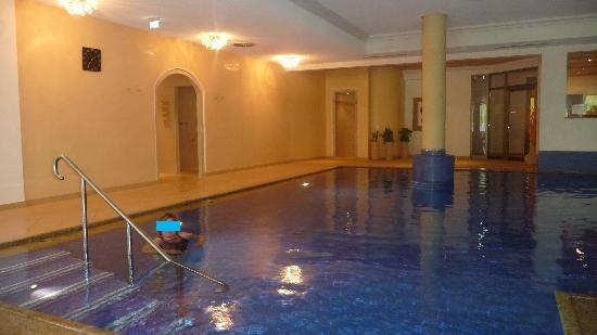Hotel Alpenhof Hintertux: Pour éliminer les calories