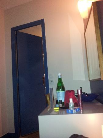 Hotel du Parc Saint Charles: room