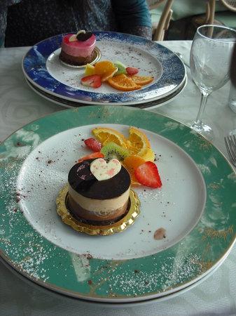 Anzio, อิตาลี: dolcetto degli innamorati