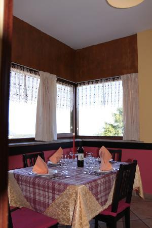 Hotel Amorocchi: Sala