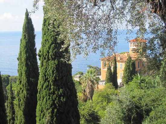 Altoblu Bed & Breakfast: Villa Hanbury, Mortola, Liguria