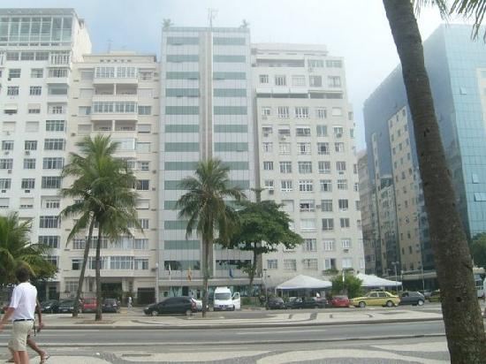 Astoria Palace Hotel Rio De Janeiro Review
