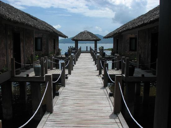 Vedana Lagoon Resort & Spa : Another view of the spa