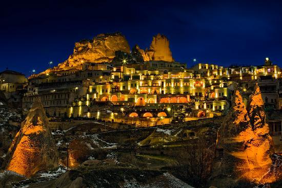 Hotel Cappadocia Cave Resort Spa