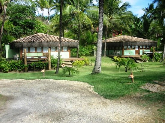 Txai Resort Itacare: Typical room/bangalow
