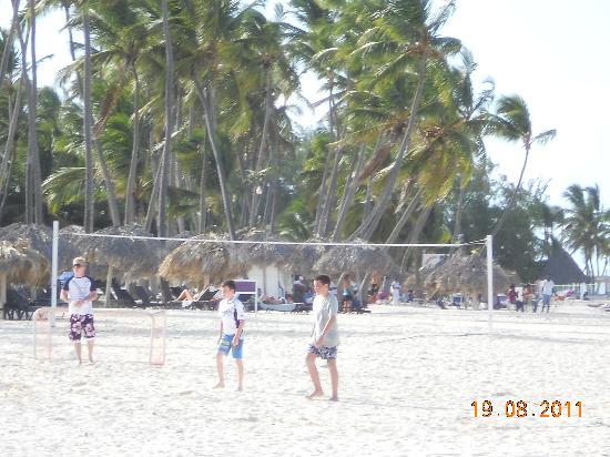 Now Larimar Punta Cana: deportes