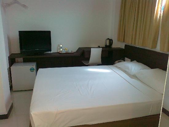 Harbour Ville Hotel: Bedroom