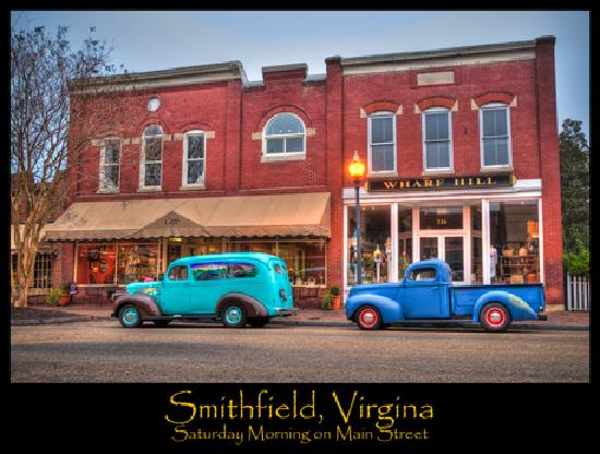 Charming Smithfield, Virginia