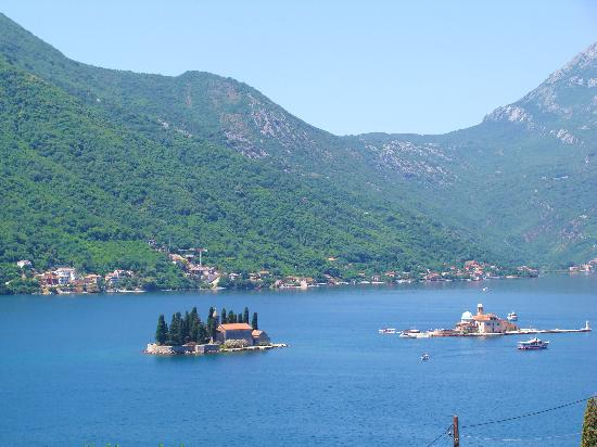Kotor Bay Tours: bay view