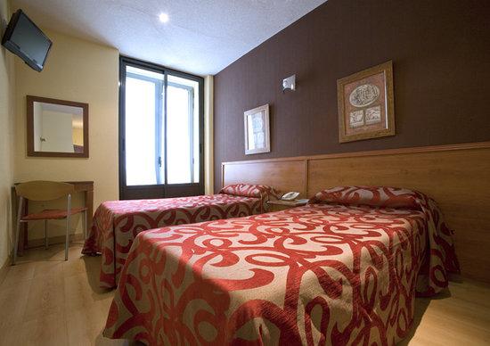 Hotel Persal : HABITACION DOBLE
