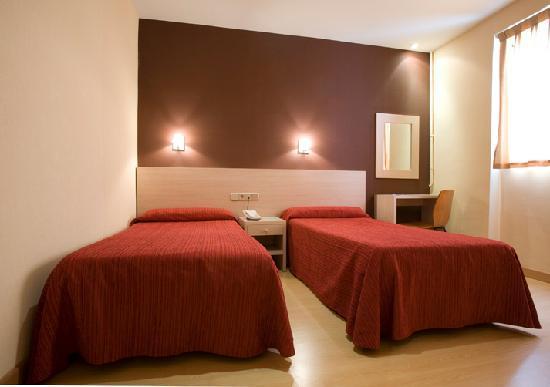 Hotel Persal: HABITACION DOBLE