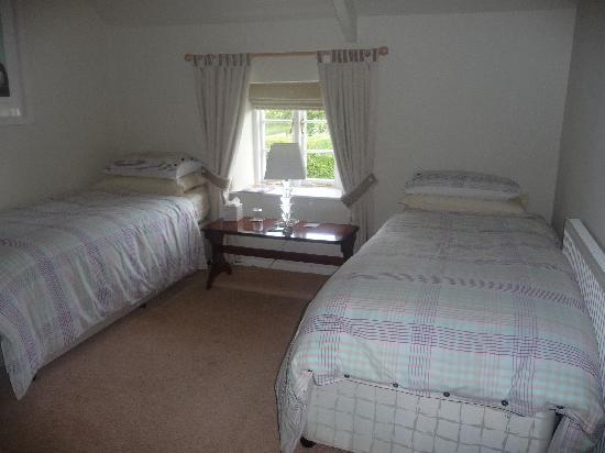 Church Farm Bed and Breakfast: Twin Room