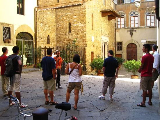Artviva: The Original & Best Tours Italy: part of the small group