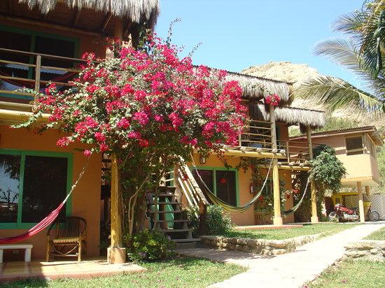 Hotel Puerto Palos: Habitación standard - doble/triple/cuádruple
