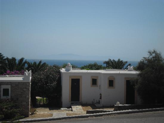 Hotel Kavuras Village : Vista dalla camera