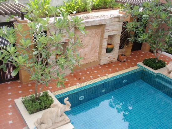أريسارا بليس: piscina
