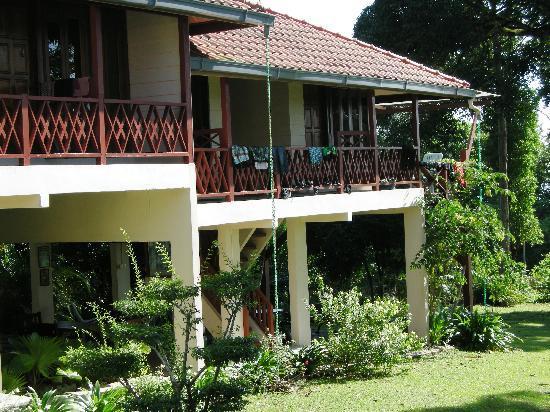 Teluk Iskandar Inn: Unterkunft