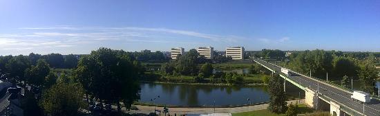 Mercure Orleans Centre: Panorama dalla camera