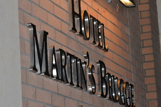 Martin's Brugge: Martin's Hotel Bruges