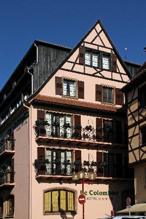 Hotel Le Colombier: Le Colombier