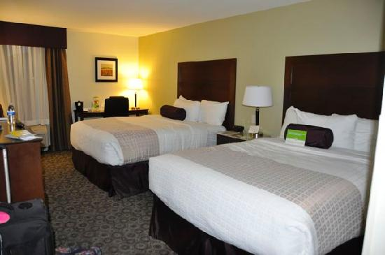 La Quinta Inn & Suites Las Vegas Airport South: 2 Queen Bedroom