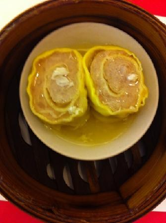 TSIM SHA TSUI Dimsum & Tea Bar: Egg roll