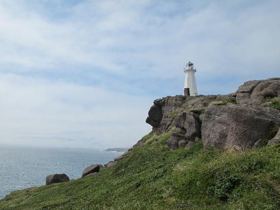 Cape Spear Lighthouse: il faro nuovo a Cape Spear