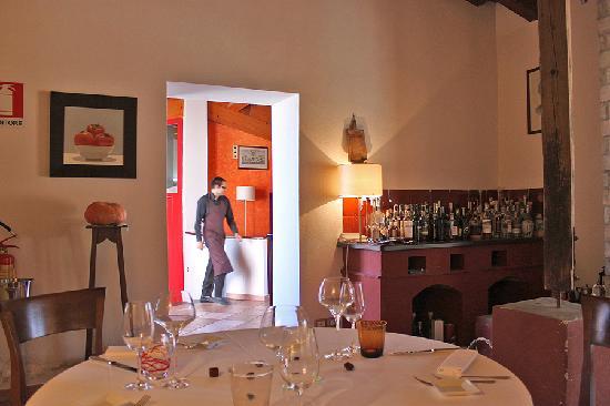 Siddi, Italie : Vista sull'ingresso