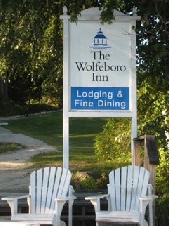 The Wolfeboro Inn: Dock