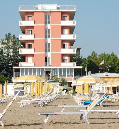 Hotel Nelson: Direttamente sulla Spiaggia di Rimini