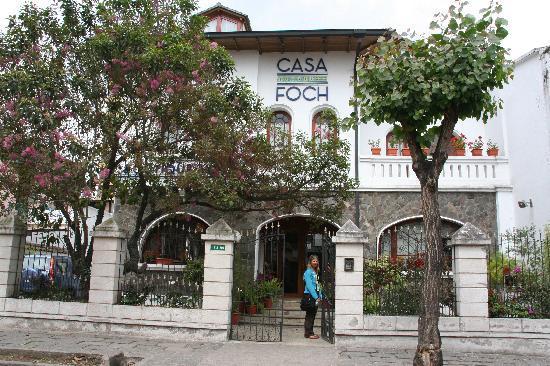 Hotel Casa Foch: Casa Foch