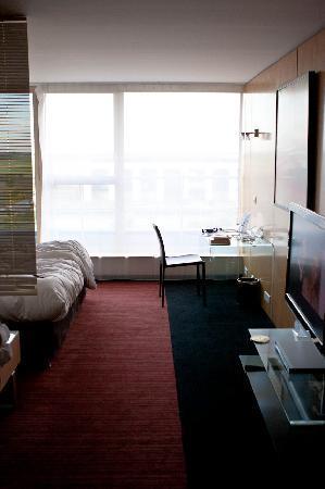 Clarion Suites Senart Paris Sud: Large room