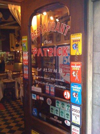 Chez Patrick