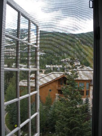 ذا تشارتر آت بيفر كريك: View from bedroom window...