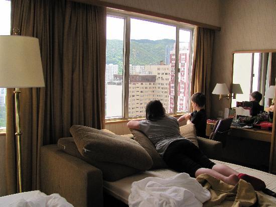 โรงแรมเอ็กซ์เซลซิเออร์: 26th floor