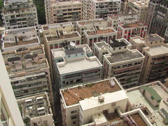 โรงแรมเอ็กซ์เซลซิเออร์: View