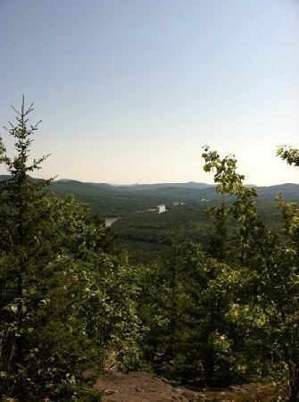 Mount Will Walking Trail : bear river