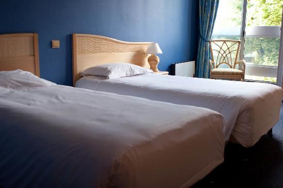 Best Western Plus Hôtel du Parc : The beds