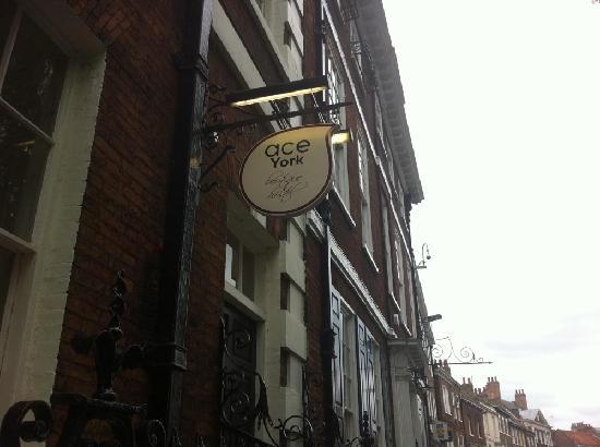 Safestay York: Ace york 1