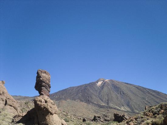 H10 Las Palmeras: Mount Teide