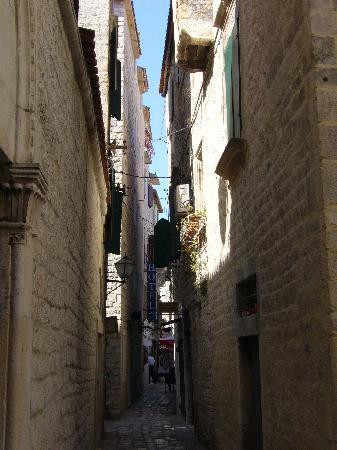 Kuca Klaudija: centro storico
