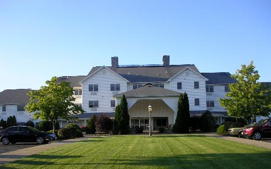 Farmstead Inn - Shipshewana: Farnstead Inn