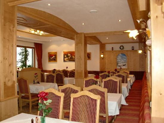 Westendorf, Austria: De vernieuwde eetzaal
