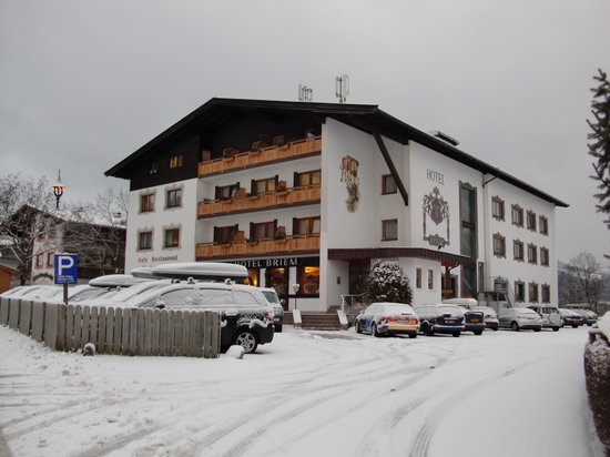 Westendorf, Austria: De parking