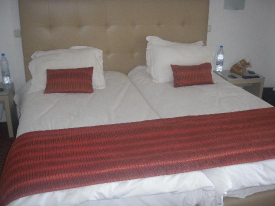 Djerba Holiday Beach: La chambre