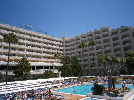 Spring Hotel Vulcano: Hotel