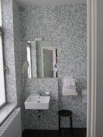 3 Paardekens Hotel: badkamer