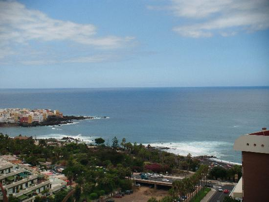 Be Live Adults Only Tenerife: view from our balcony