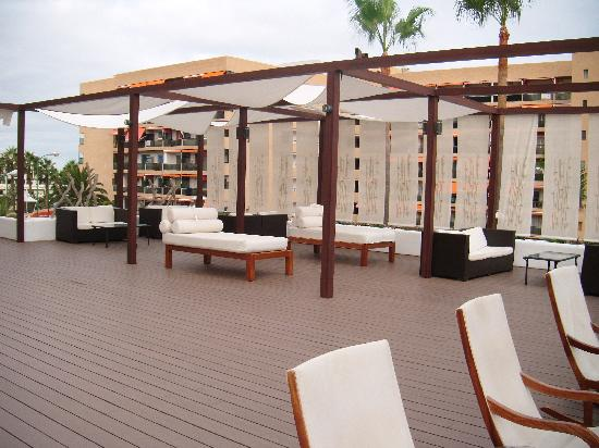Be Live Adults Only Tenerife: terrace (1/2)