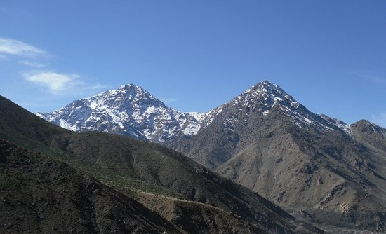 Imlil Trek Day Tours: Toubkal peaks